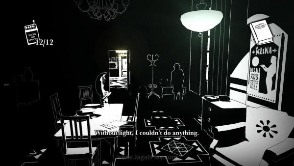 Cahaya adalah segalanya, tanpanya Anda tidak bisa menemukan apapun