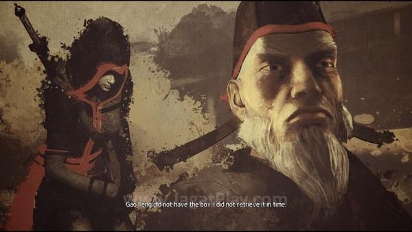 Diliuluhlantakkan oleh kelompok Templars - Eight Tigers, Shao Jun berusaha menuntut balas.