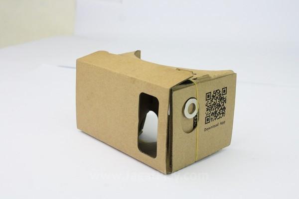 Kardus murah ini akan membawa Anda ke dunia VR