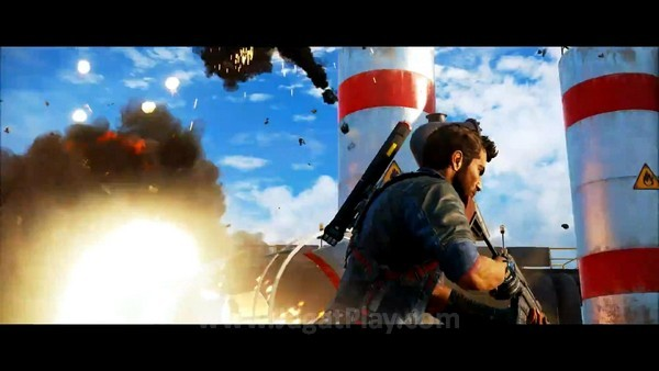 Just cause 3 video gameplay (12)