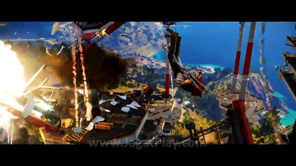Just cause 3 video gameplay (25)