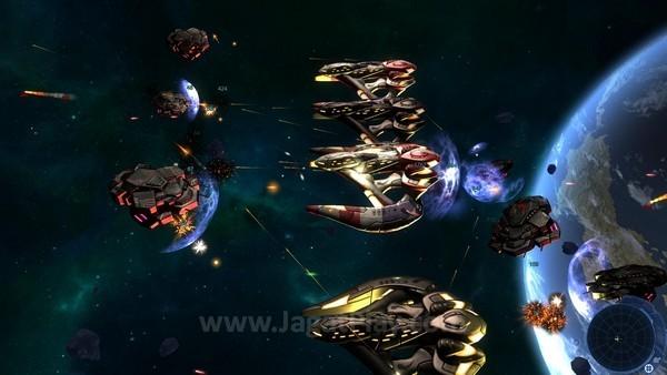 Star Drive 2 memberi Anda kesempatan untuk menjadi penguasa galaksi