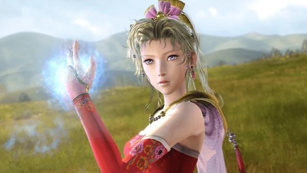 Terlepas dari fakta bahwa Team Ninja bertindak sebagai developer utama game ini, Dissidia Final Fantasy tidak akan mengusung Soft Engine, setidaknya saat ini.