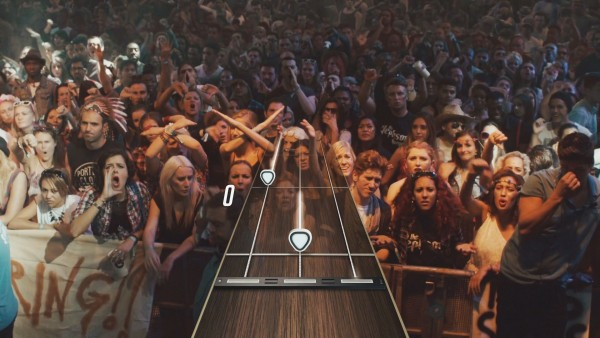 Gagalnya Guitar Hero Live