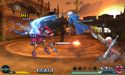 project x zone 22