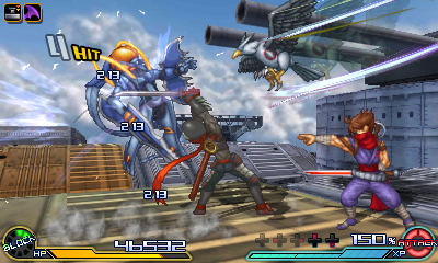 project x zone 23