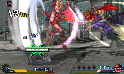 project x zone 28