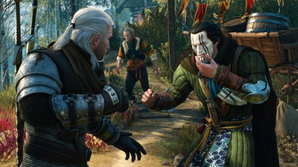 the witcher 3 4k1