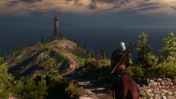 the witcher 3 4k3