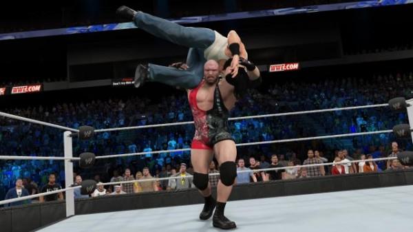 Setelah penantian cukup lama, WWE 2K15 akhirnya dipastikan menuju PC!