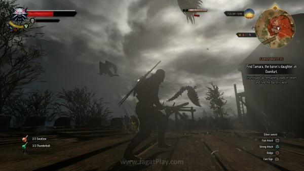 Dengan lebih dari 30 jam konten, kedua expansion pack The Witcher 3 diklaim akan sebesar The Witcher 2 sendiri.