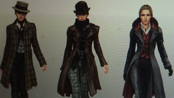 AC Syndicate kabarnya akan mengusung dua karakter utama, kakak-adik, pria dan wanita, bernama Jacob dan Evie. Anda kabarnya bisa berganti karakter kapan saja selama permainan, seperti konsep yang sempat diterapkan GTA V. Ubisoft belum buka mulut soal rumor ini.