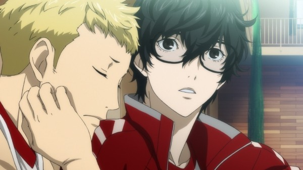 Persona 5 The Animation BD Batch Sub Indo