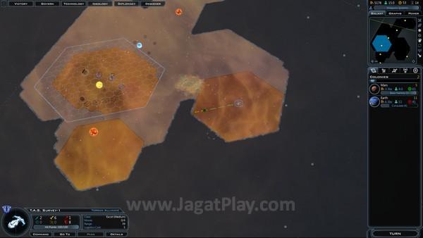 Gameplay Turn Base mengharuskan Anda untuk berpikir taktis