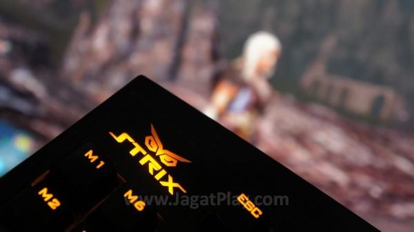 Apapun genre game yang Anda mainkan, Asus Strix Tactic Pro akan mudah memfasilitasi kebutuhan Anda.