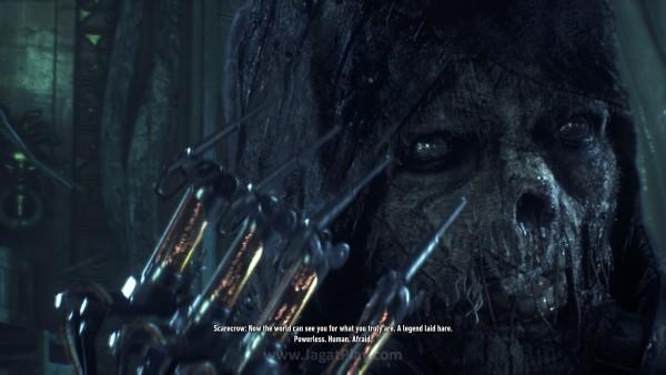 Scarecrow mengambil alih - mengumpulkan penjahat terbesar di Gotham untuk menghancurkan Batman, selamanya.