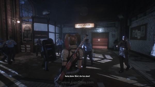 Desain DLC Story mereka juga tidak kalah malasnya.
