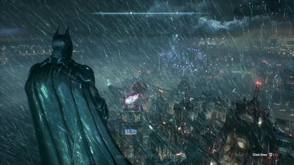 Setelah terperangkap di Arkham Asylum dan Arkham City, Anda akhirnya bermain di Gotham!