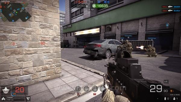 Black Squad, FPS Online dengan tampilan keren!