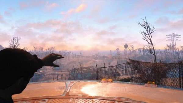 Fallout 4 announcement trailer (12)