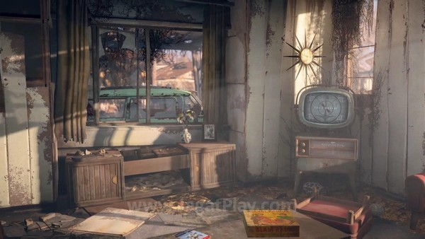 Fallout 4 announcement trailer (2)