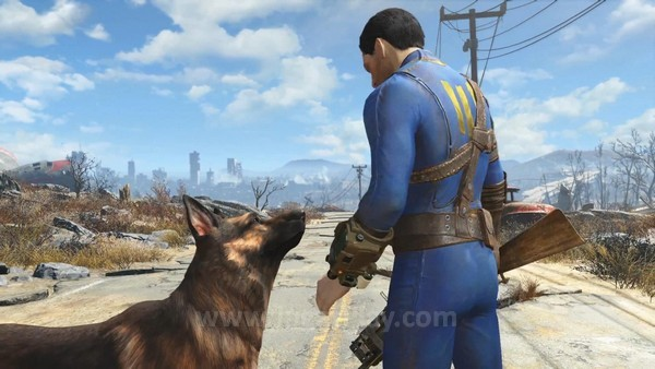 Fallout 4 announcement trailer (33)
