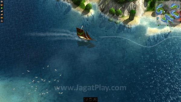 Temukan kebebasan mengarungi lautan luas dalam Windward!