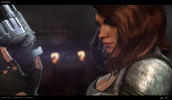 Bombshell merilis video gameplay yang diklaim berasal dari in-game engine.