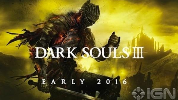 IGN membocorkan bahan promosi Dark Souls 3 yang menuliskan awal 2016 sebagai waktu rilis.