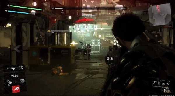 Walaupun masih berada dalam masa alpha, demo 25 menit Deus Ex: Mankind Divided terlihat memesona!