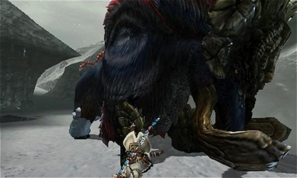 monster hunter x3
