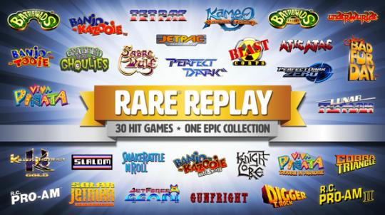 Mengejutkan tentu saja. Amazon - situs retailer raksasa dunia menobatkan Rare Play sebagai game E3 2015 dengan tingkat pre-order terbanyak.