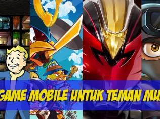 10 game mobile untuk teman mudik