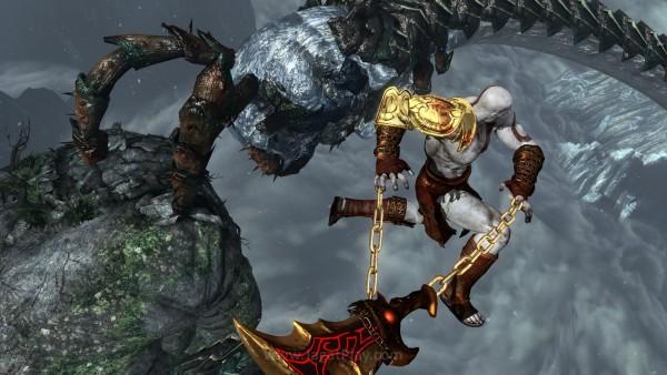 Keputusan untuk hanya melakukan proses Remastered di God of War 3 dan tidak dua seri sebelumnya memang mengundang tanda tanya besar.