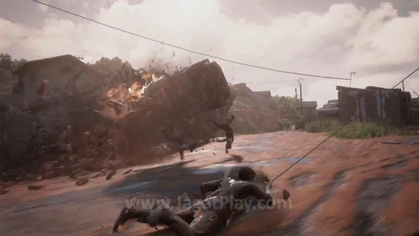 Uncharted 4 E3 2015 extended gameplay (3)