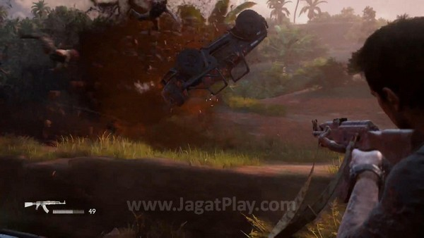Uncharted 4 E3 2015 extended gameplay (6)