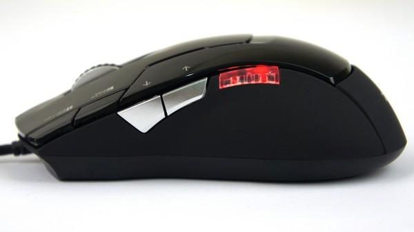 Sisi mouse dibalut permukaan karet