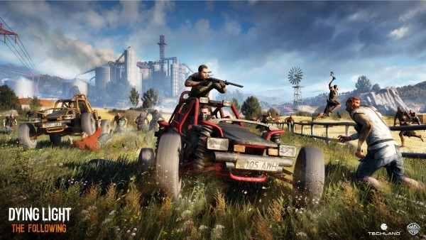 dying light the following1
