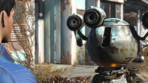 Sorry, no love for you, Codsworth..