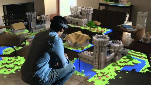 Terlepas dari demo E3 2015 mereka yang lalu, Microsoft tidak menjadikan gaming sebagai fokus HoloLens V1. Mereka lebih mengejar pasar retail, kesehata