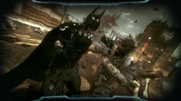 Batman Arkham Knight photo mode PS4 (2)