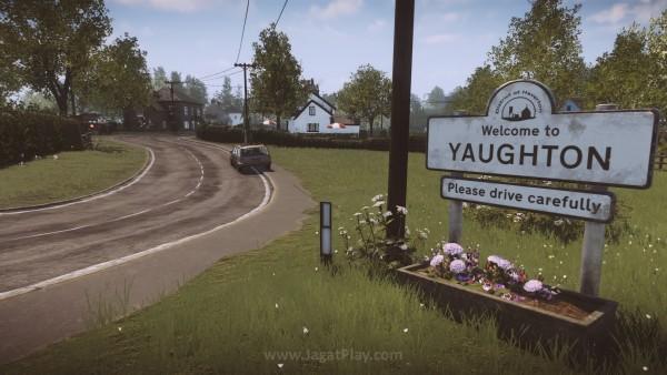Selamat datang di Yaughton, dimana angin, matahari, dan cahaya adalah teman Anda satu-satunya.