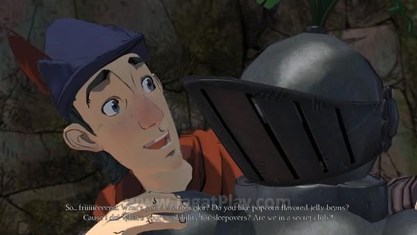 Cerita kocak dan menghibur merupakan satu kelebihan dari game ini