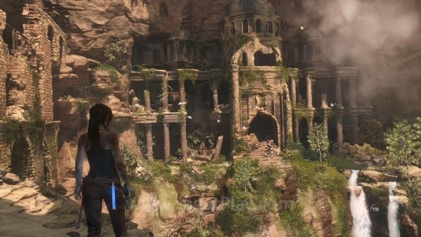 Rise of the Tomb Raider syria gameplay (15)