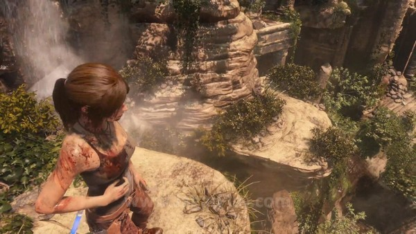 Rise of the Tomb Raider syria gameplay (17)