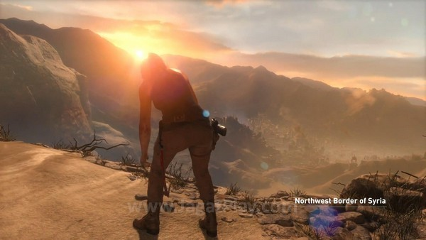 Rise of the Tomb Raider syria gameplay (6)