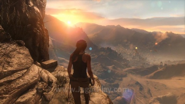Rise of the Tomb Raider syria gameplay (9)