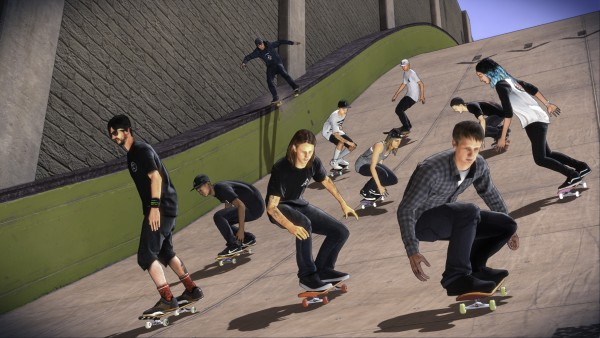 THPS 5 new visual - cell shading (1)