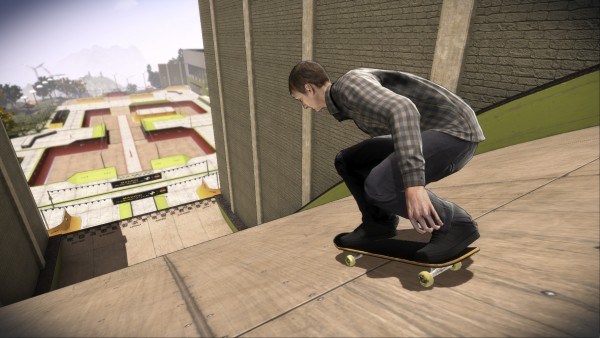 THPS 5 new visual - cell shading (11)