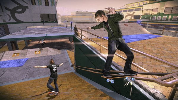 THPS 5 new visual - cell shading (6)